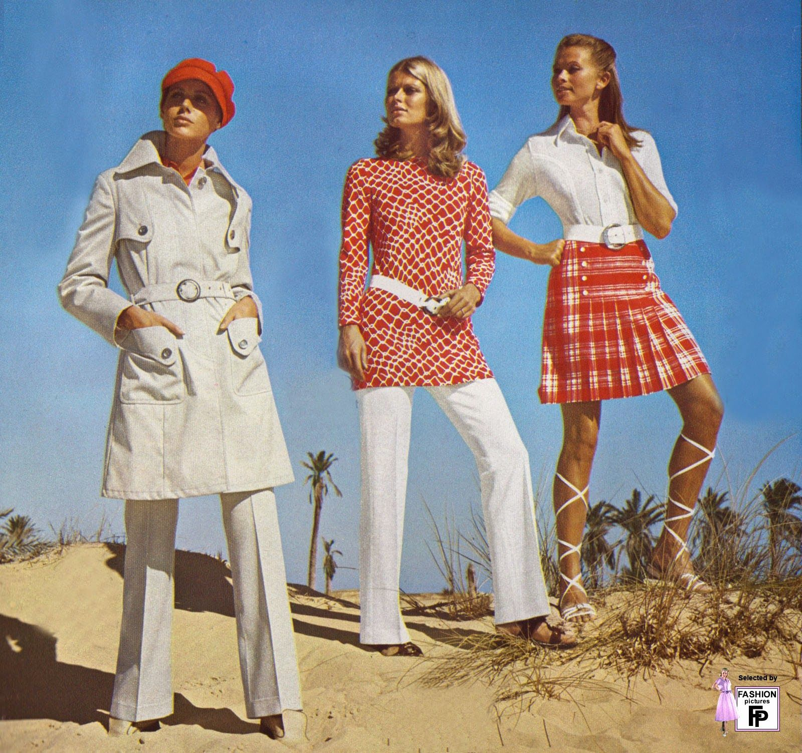 Vintage Everyday 50 Awesome And Colorful Photoshoots Of The 1970s Fashion And Style Trends