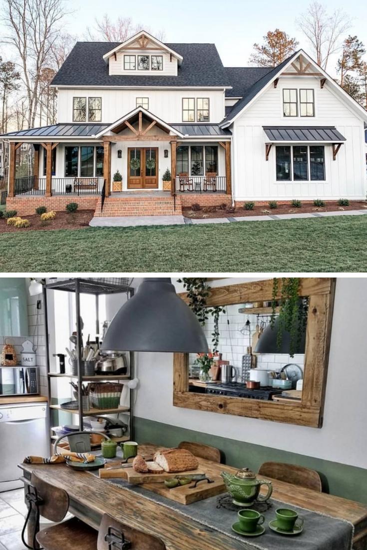 50+ Must See Metal Building Homes #beautifulhomes