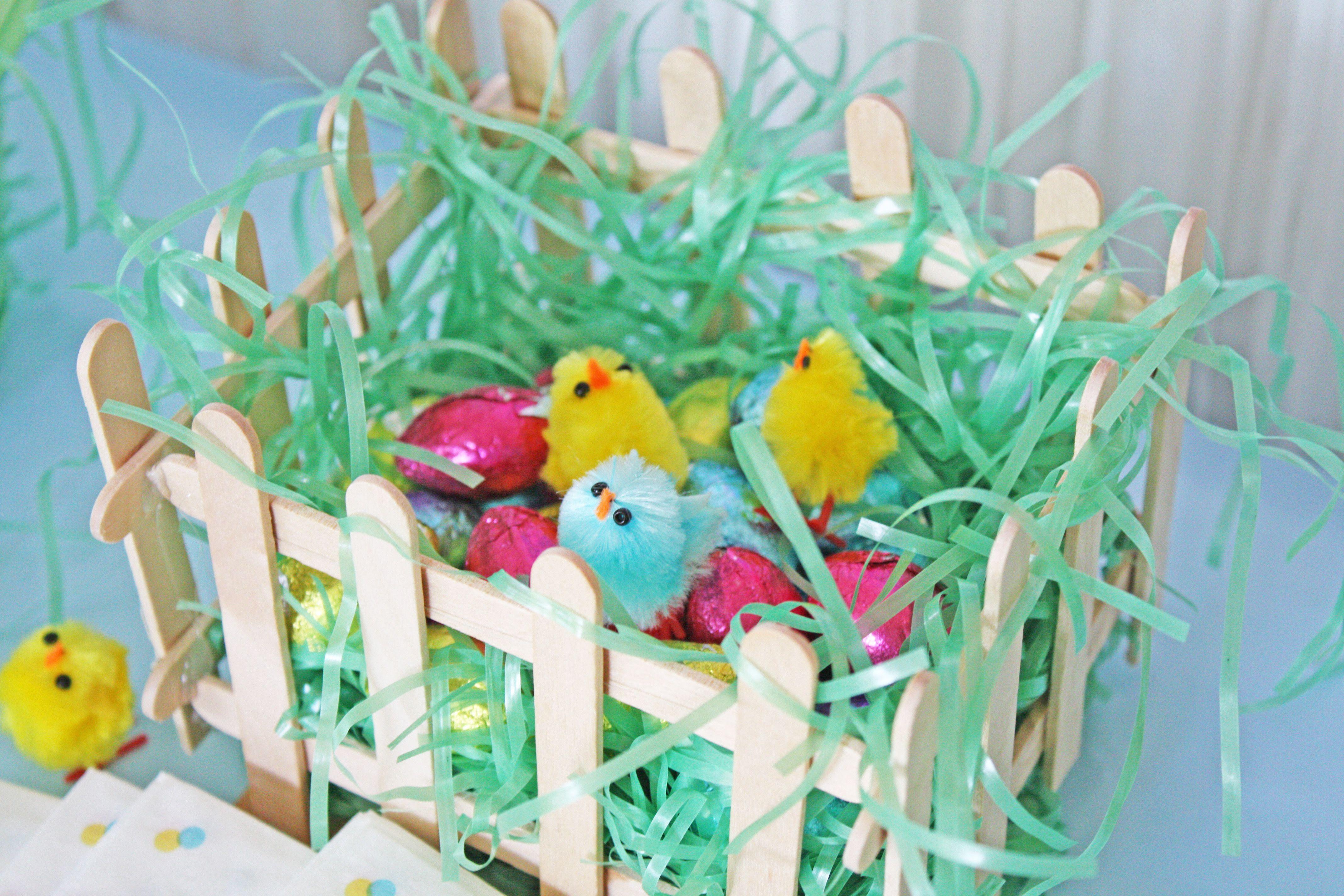 Semplici Crafts di Pasqua