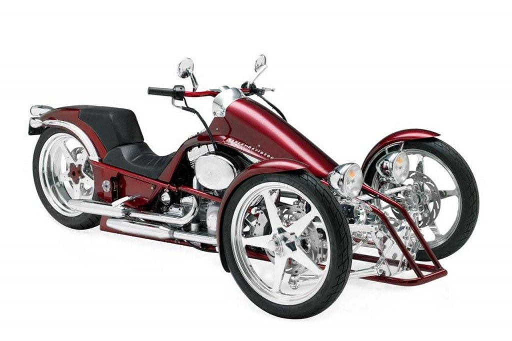 custom harley trike custom trikes pinterest. Black Bedroom Furniture Sets. Home Design Ideas