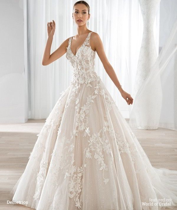 Demetrios wedding dresses wedding ideas demetrios 2017 wedding dresses junglespirit Images