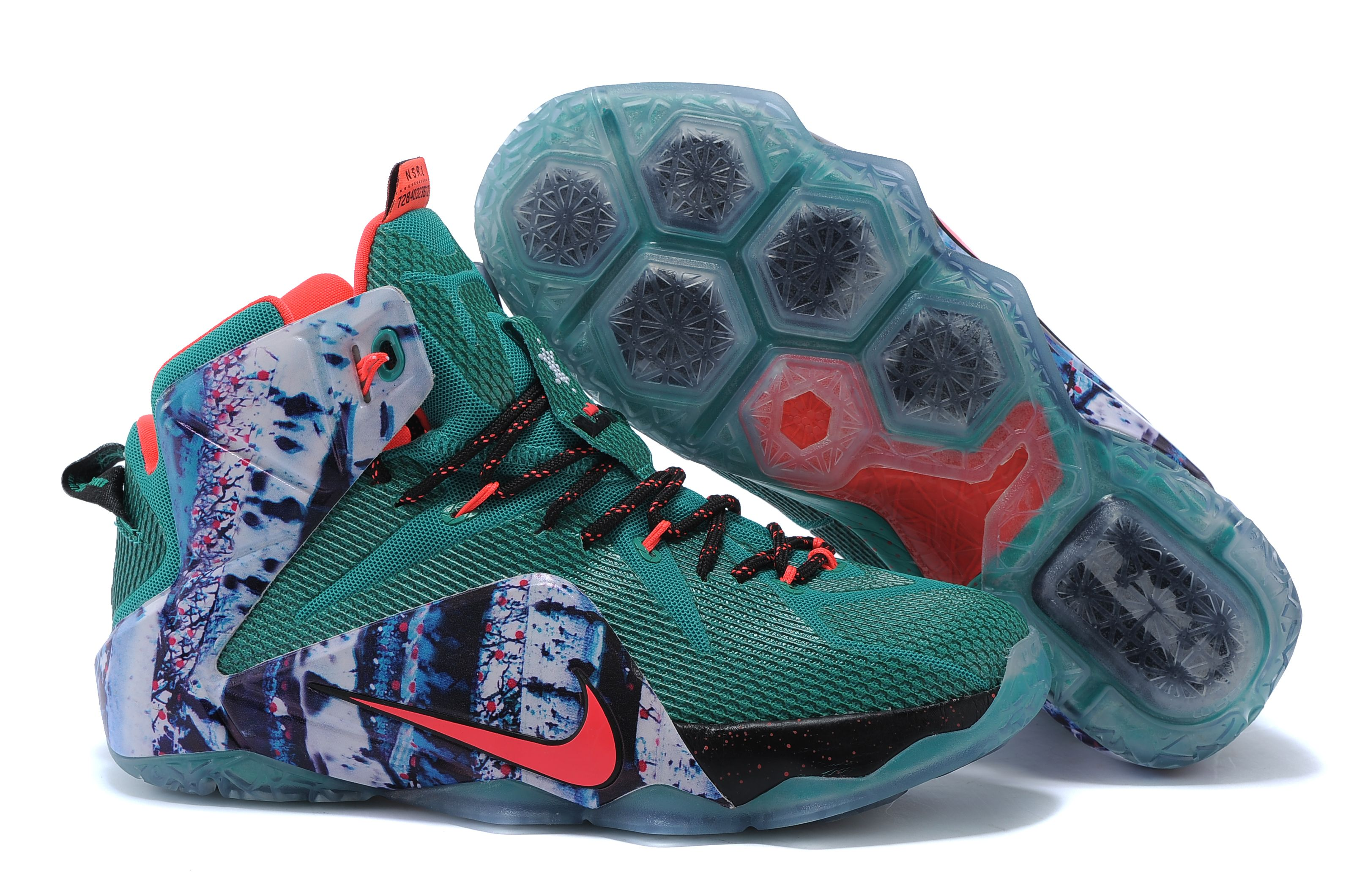 new style d522b d92a0 Nike LeBron 12
