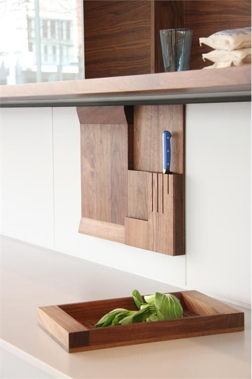 Contemporary Cabinet from Henrybuilt Corporation kitchen ideas - Kleine Küche Optimal Nutzen