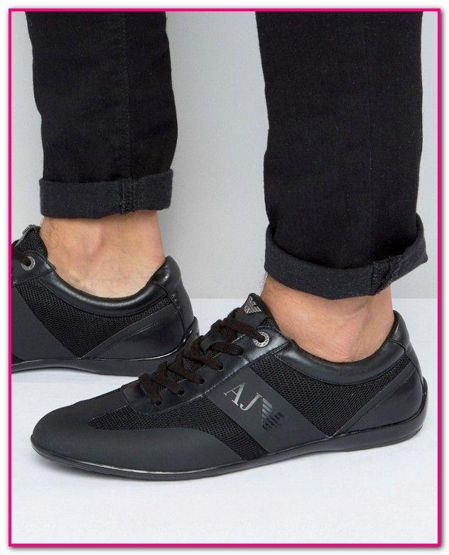 Schwarze Designer Sneaker Herren Entdecke Designer–Sneaker