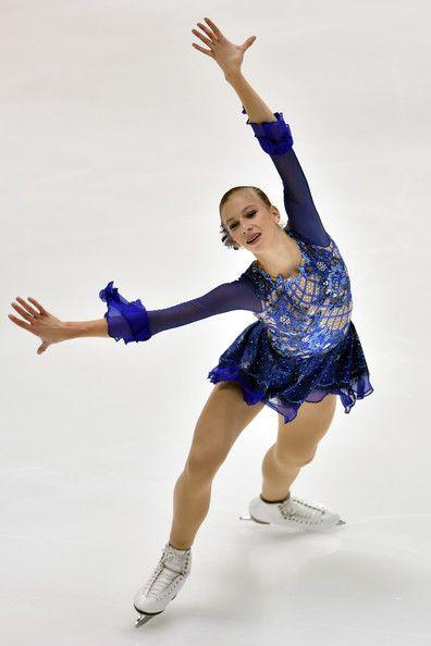 Polina Edmunds Photos: ISU Grand Prix of Figure Skating 2014/2015 NHK Trophy - Day 1