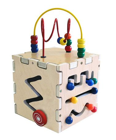 @Andrea Taylor - This is that toy I told you about! Take a look at this Cutie Cube by Anatex on @zulily today!