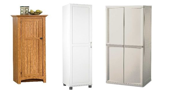 Best Free Standing Broom Closet Cabinet Reviews On