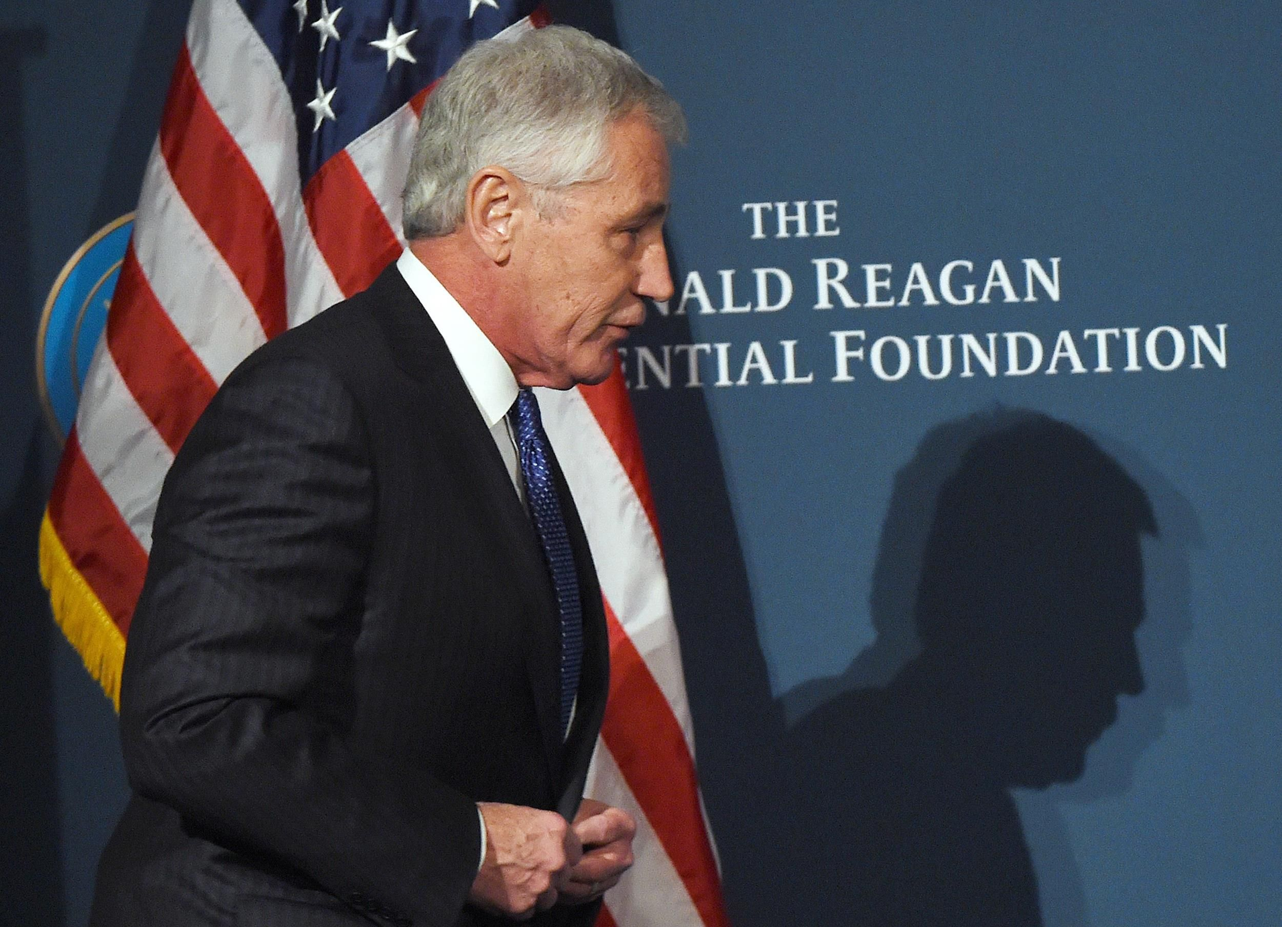 """Trans group """"Military Freedom Coalition"""": Statement on resignation of Chuck Hagel"""