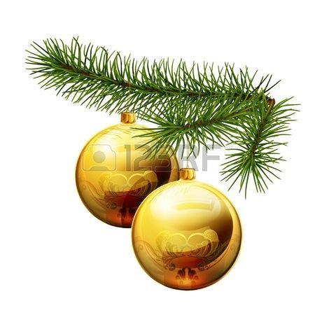 Weihnachtsschmuck Lizenzfreie Bilder
