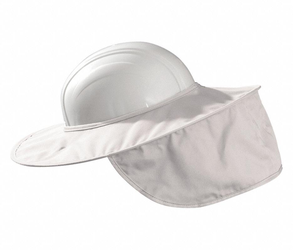 Occunomix Hard Hat Shade White 33y874 899 008 Grainger Hard Hat Accessories Hard Hats Hats