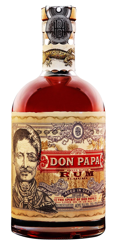 Marblehead Launches New Premium Rum In Uk Don Papa Botellas De Bebidas Botellas De Licor Bebidas Espirituosas