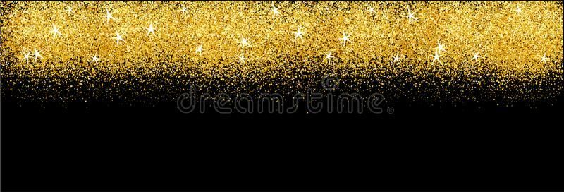 Card With Gold Glitter Background. Shiny Sparkles For Advertising Stock Photo - Image of advertising, gold: 162669282 #goldglitterbackground Card with gold glitter background. Shiny sparkles for advertising. , #Affiliate, #glitter, #gold, #Card, #background, #advertising #ad #goldglitterbackground
