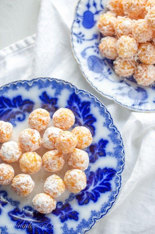 Apricot Coconut Balls Recipe Coconut Balls Condensed Milk Recipes Food