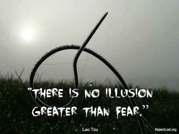 Overcoming #fear #quotes famous words http://www.rejectlost.org ...