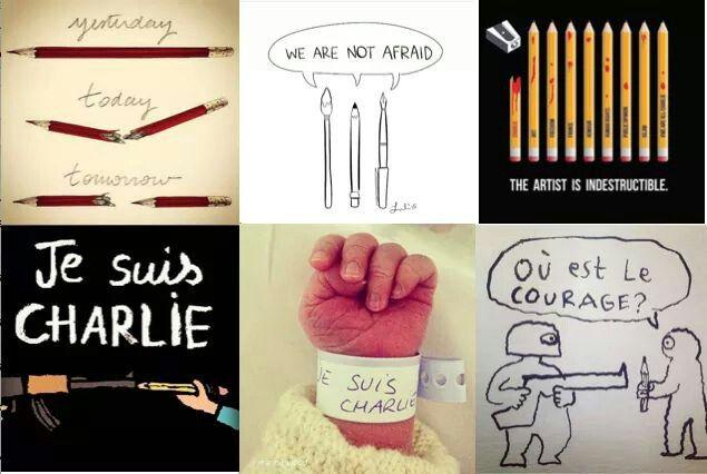 #WeAreCharlie