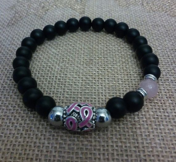 Pin On Breast Cancer Bracelets