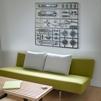 Jellio Drive In The Very Model Of Automotive Wall Art Furniture Automotive Decor Car Wall Art