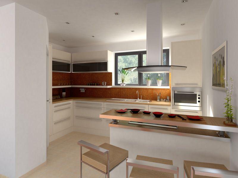 offene Küche Wohnküche, Offene küche und Küche