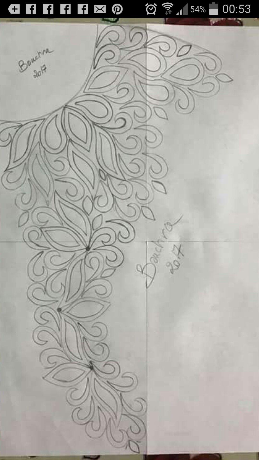 Pin by zegnouni khadija on gandoura pinterest embroidery hand