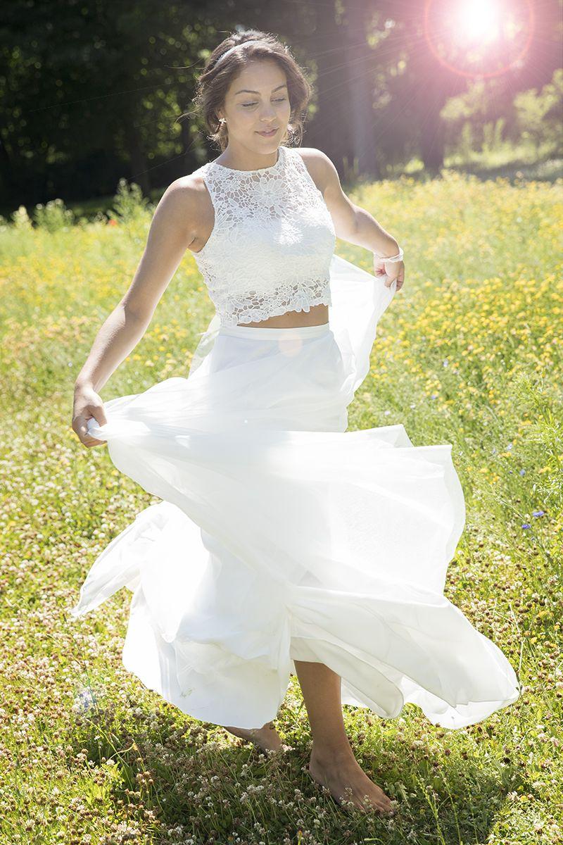 Kleemeier #Brautmode #Brautkleid #Hochzeitskleid #Bridal ... ein ...