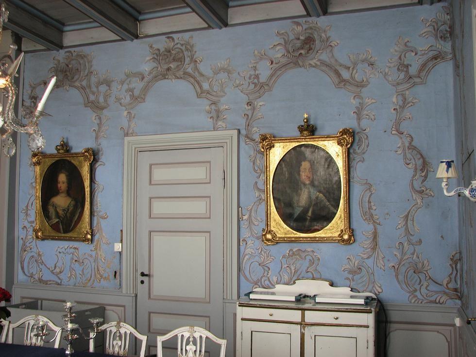 Veggfast dekor (interiør) - NIKU