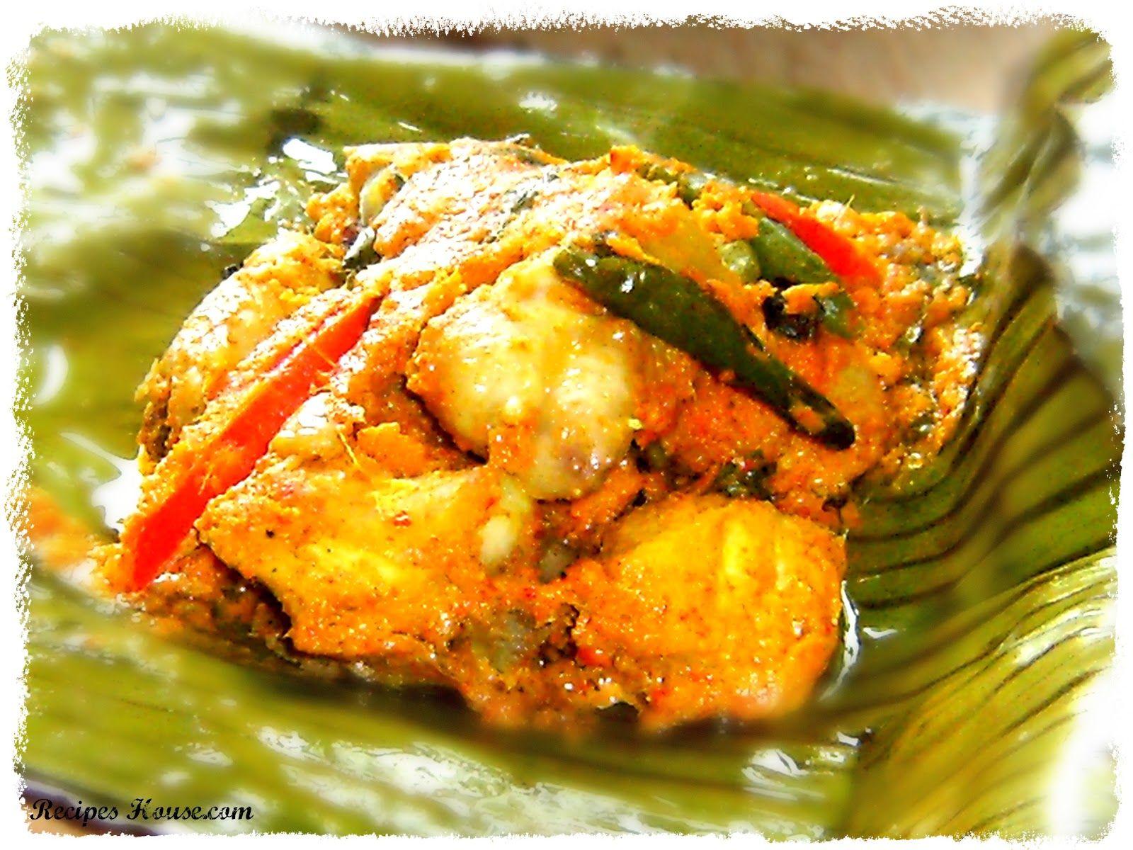 Julia Homemade Pepes Ayam Kukus Resep Masakan Resep Masakan Malaysia Resep