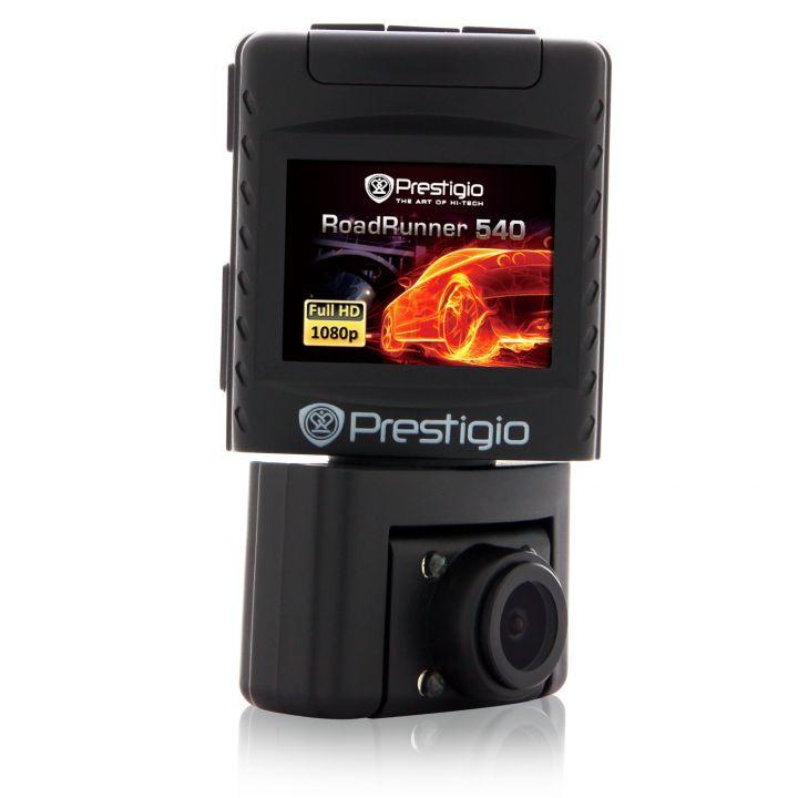 Prestigio RoadRunner 540 Dash Camera  1.5 inch LCD