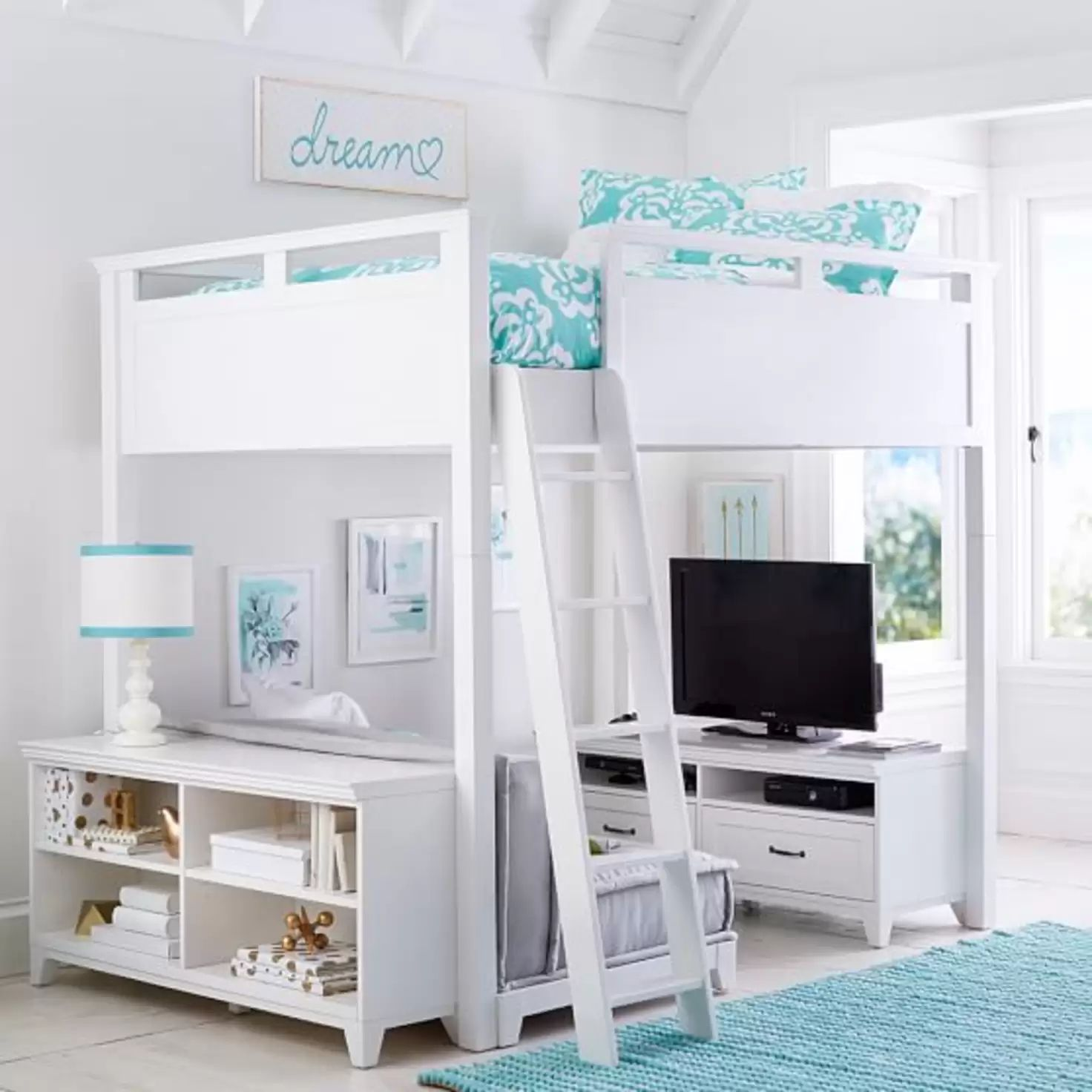 Loft bedroom ideas for teenage girls  Pin by Chloe Mcmurray on Home decor  Pinterest  Bedrooms Spaces