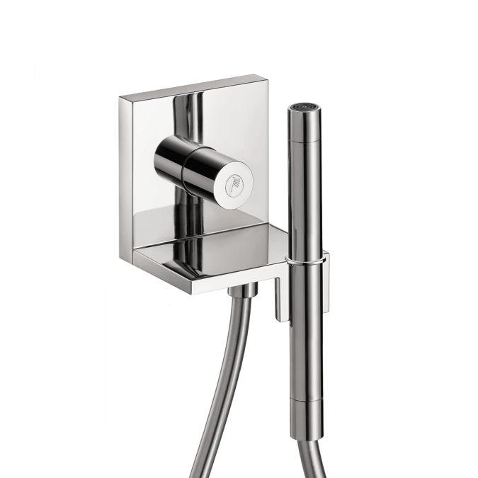 axor starck axor showercollection handshower module trim 5x5 hansgrohe us - Hansgrohe Wasserfall Dusche
