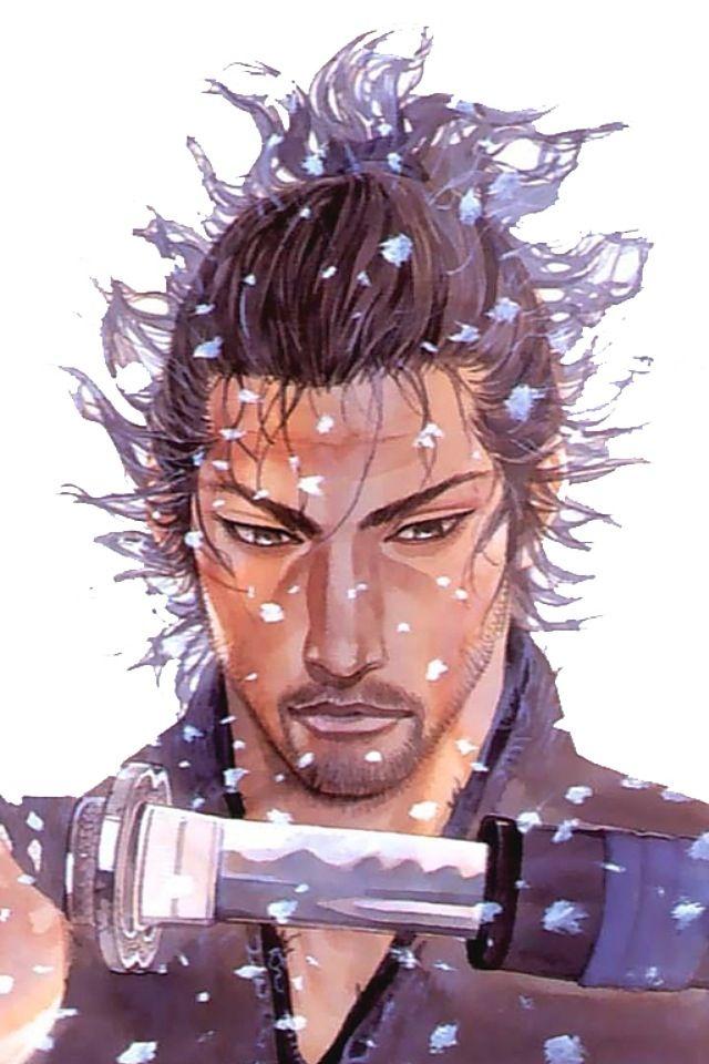 vagabond    takehiko inoue is samurai.