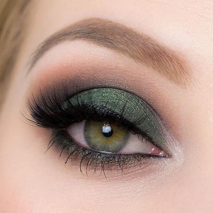 and Everyday for Emerald Green Eyeshadow on Green Eyes  Welcome to my GREEN EYES Makeup Inspiration Board Here you will find Makeup Ideas for