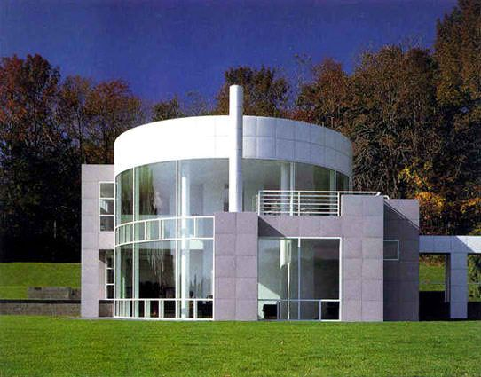 grotta house meier - Richard Meier Homes