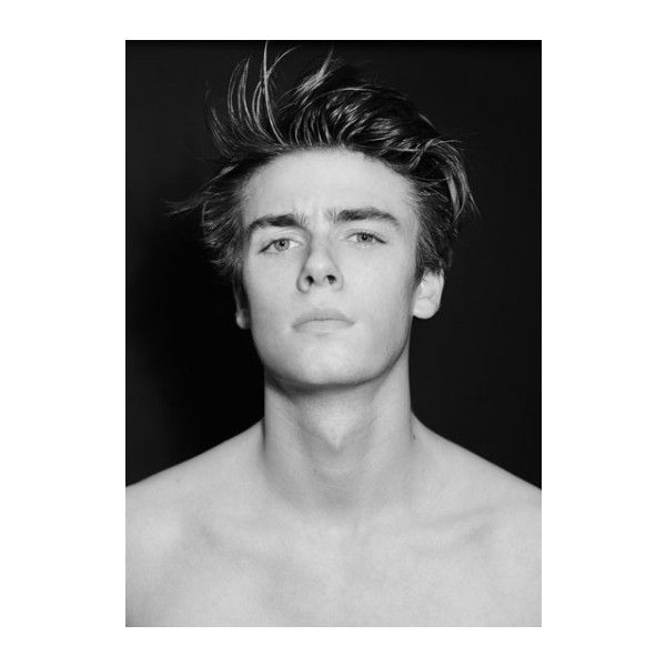 Fuck yeah Wynston Shannon ❤ liked on Polyvore featuring models