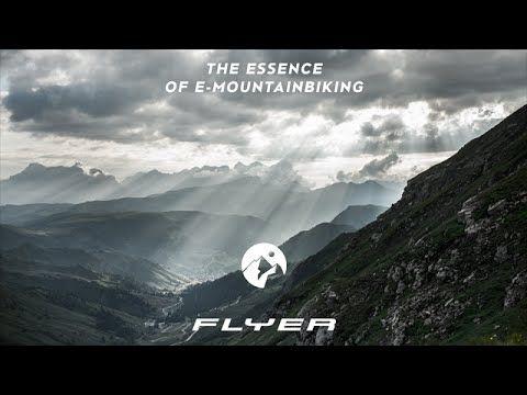 Flyer E-Mountain Bike Video
