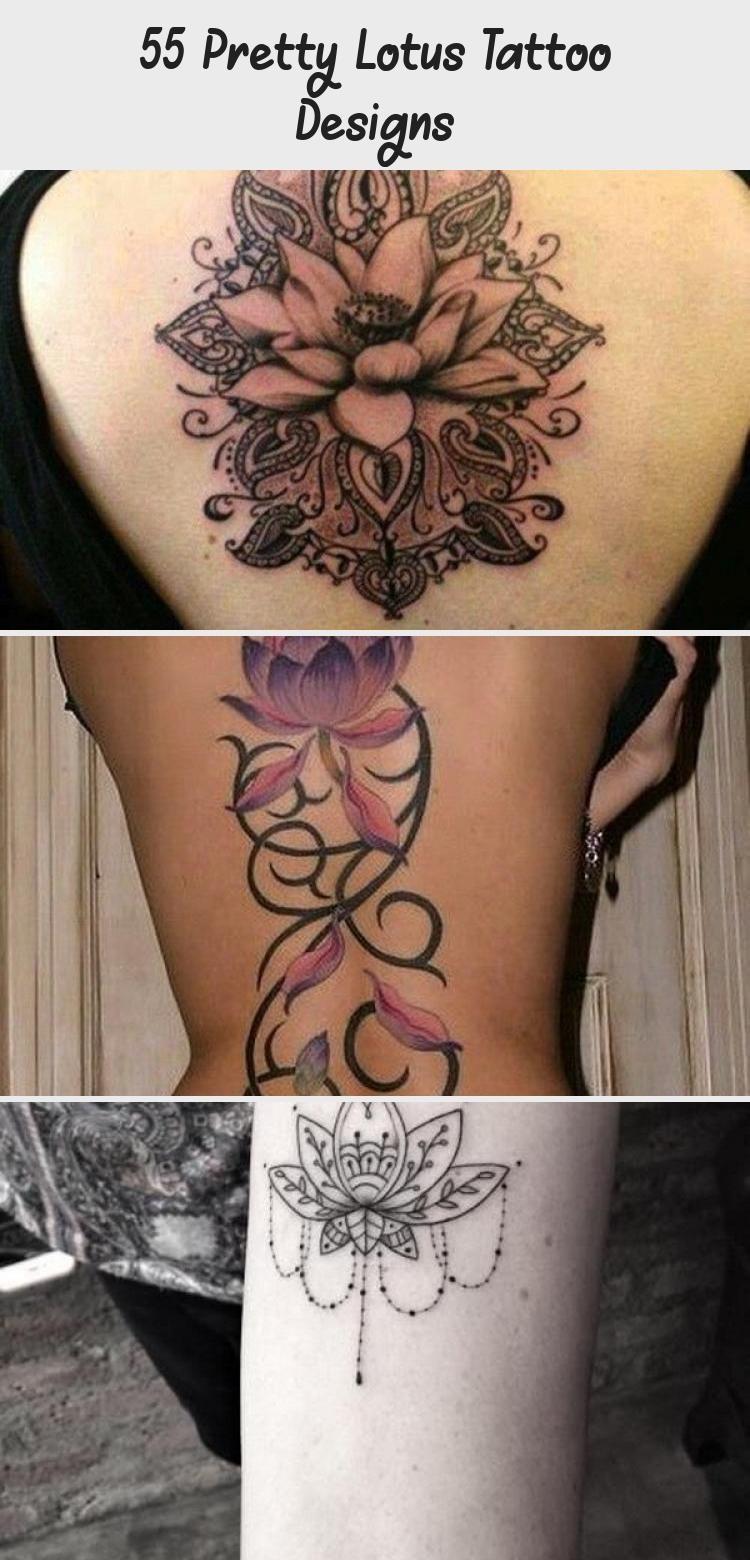 Blue And Black Lotus Sleeve Tattoo Design Tattooideenbedeutung Tattooideenrippe Harrypottertatto In 2020 Tattoo Sleeve Designs Small Lotus Tattoo Tiny Lotus Tattoo