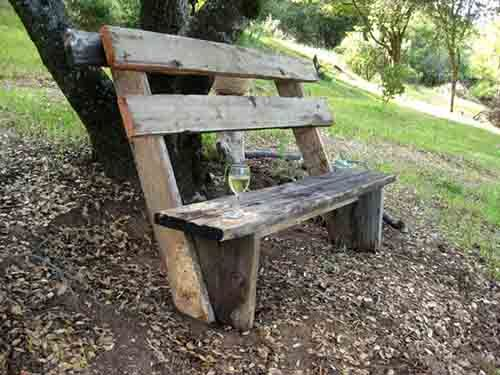 how to build simple garden benches for free could use one of these