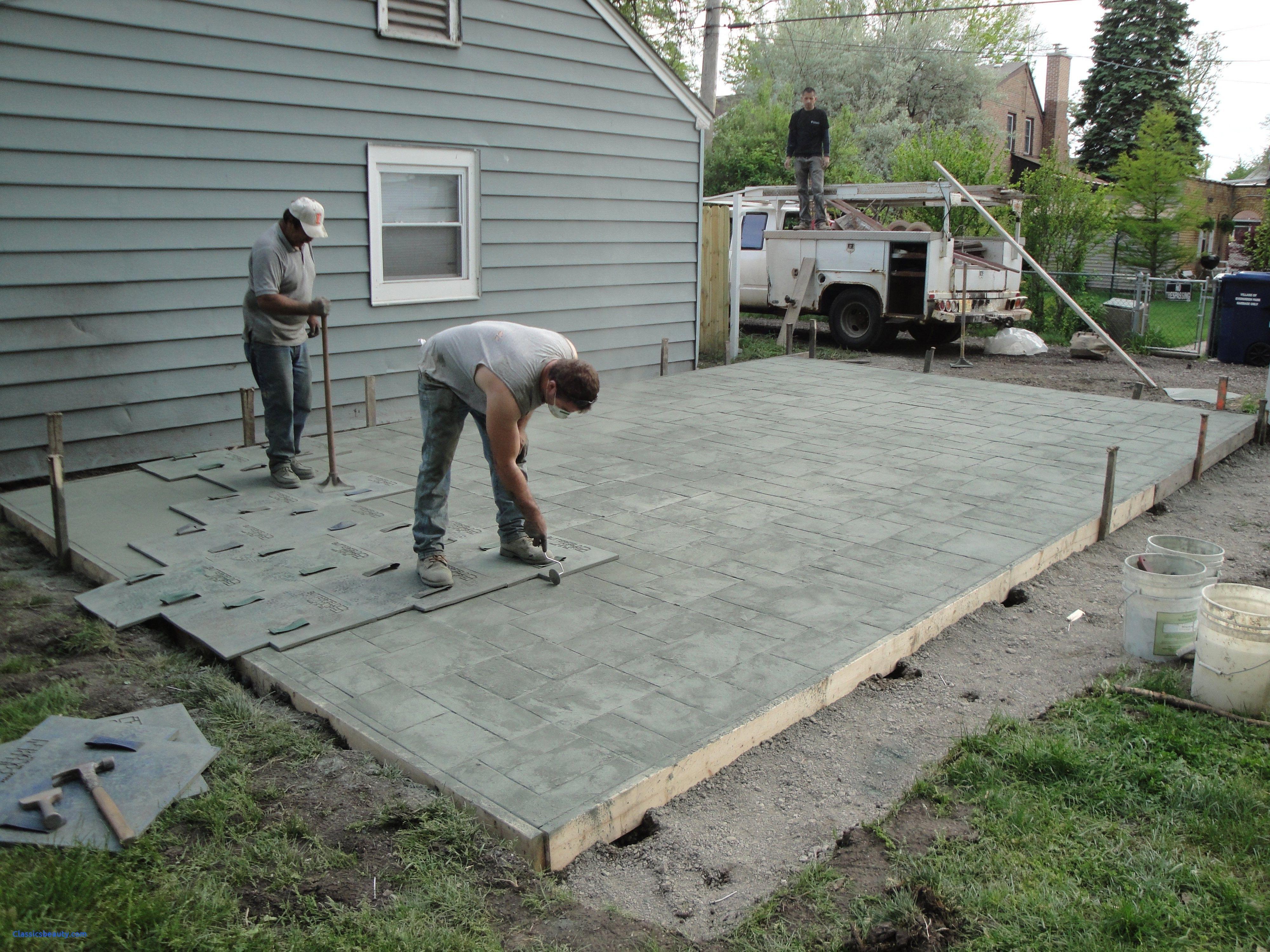 27++ Backyard concrete designs ideas