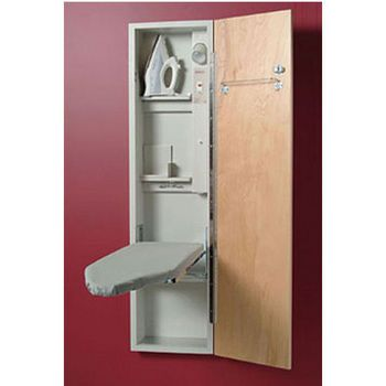 Ironing Centers Wall Mounted Ironing Boards And Ironing Centers Model Al 42 By Iron A Way Ki Laundry Room Design Wall Mounted Ironing Board Iron Storage