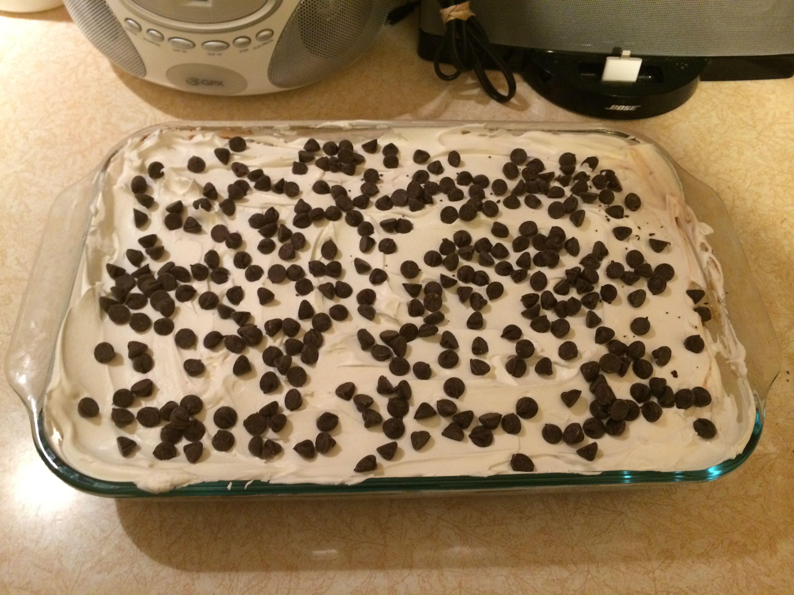 Chocolate Lasagna | Recipies | Pinterest | Chocolate lasagna ...