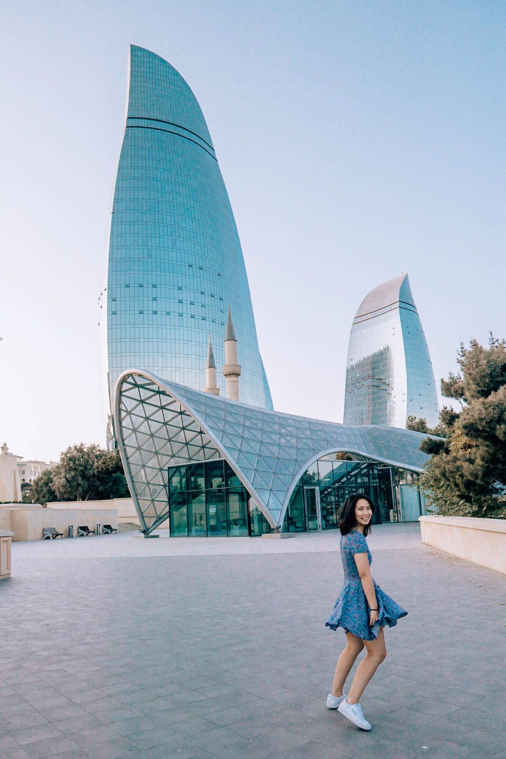 3-Day Baku Itinerary + Everything you need to know! | The Atlas Edit.