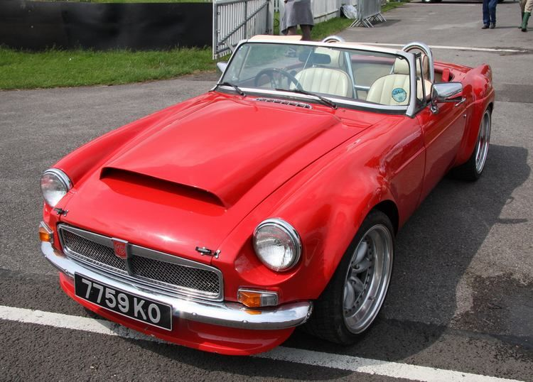Modified #MGB | Vehicle Obsession | Performance cars