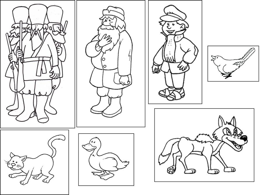 Dibuixos Pere I El Llop Llenguatge Musical Music Lessons