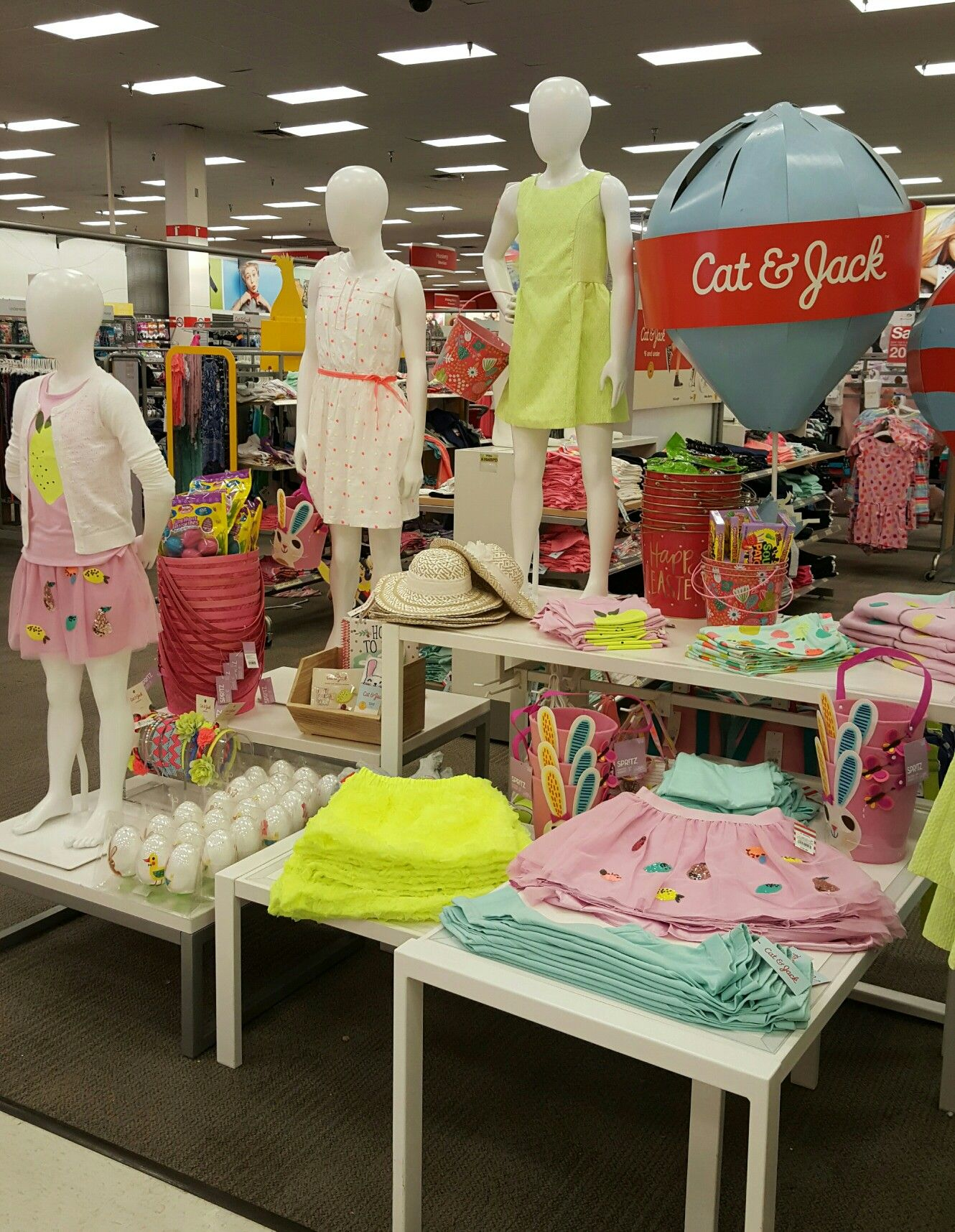 88f111d9db1ee Easter Time #catandjack #Easter #targetstyle #visualmerchandising  #girlsfashion #target #store0203