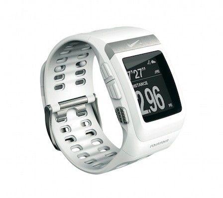 45b1e7704788 Nike presenta su nuevo reloj SportWatch edición blanco y acero ...