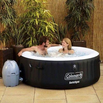 Bestway Saluspa Portable Hot Tub Spa Chlorine Kit Filter Cartridge 3 Pack Best Inflatable Hot Tub Inflatable Hot Tub Reviews Portable Spa