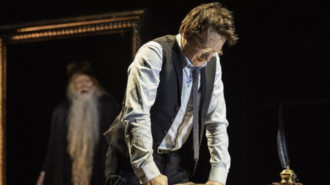 Jamie Parker as Harry Potter