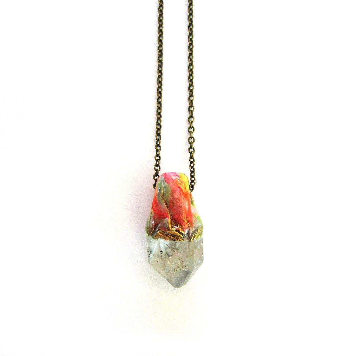 Fairy Dreams Necklace by ADINA MILLS DESIGNHOUSE