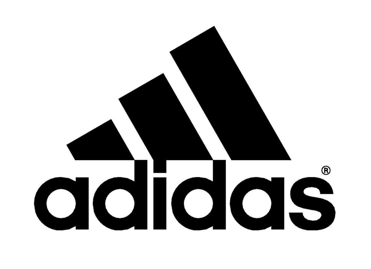 Adidas' symbol looks like a mountain because it's meant to be a symbol of  obstacles people need to overcome.
