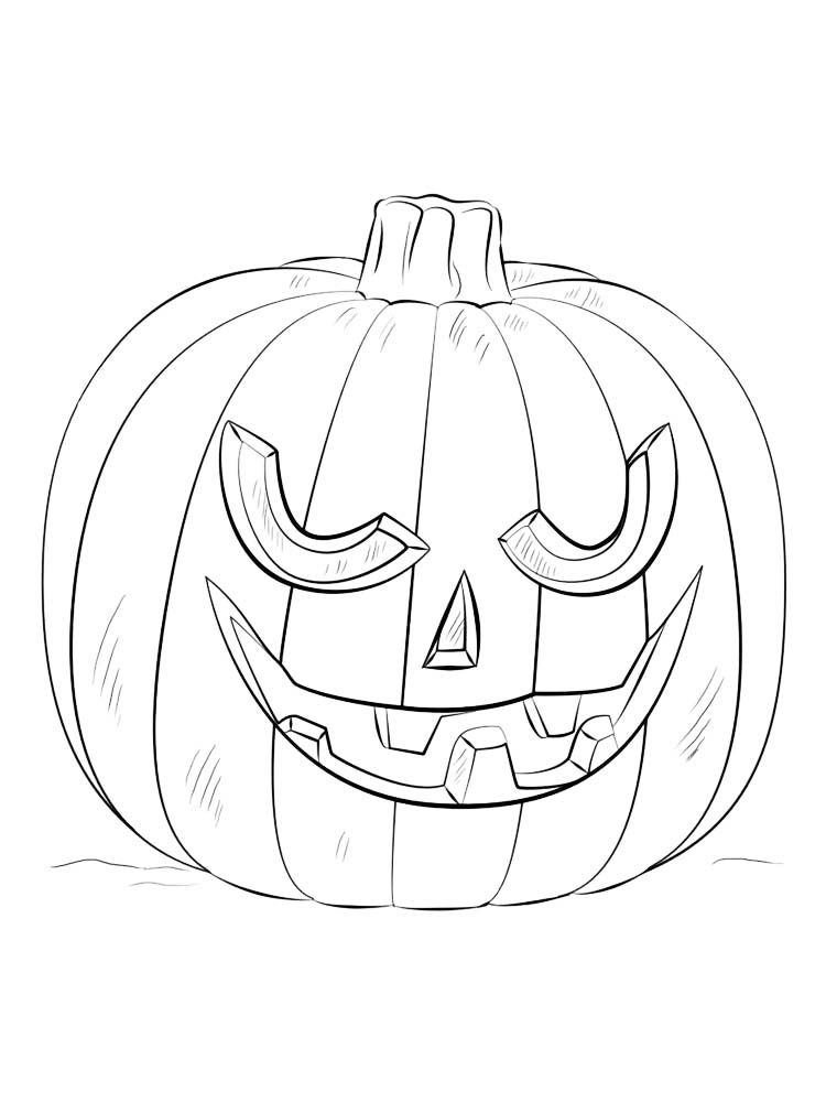 Free Jack O Lantern Coloring Page Halloween Coloring Pages Halloween Coloring Jack O Lantern