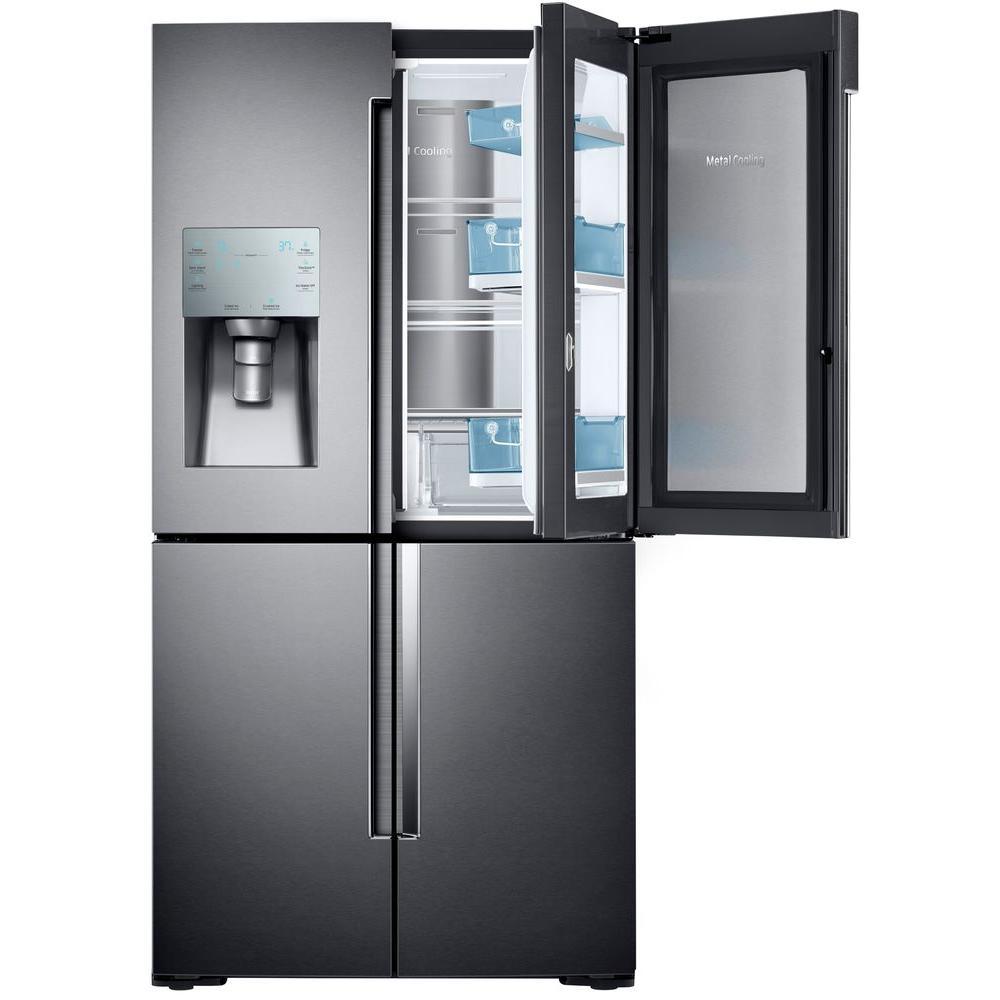 Samsung cu ft door flex food showcase french door